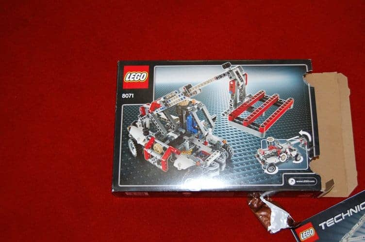 LEGO, was sonst