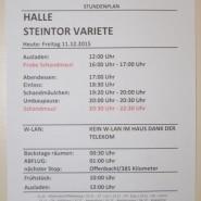 12 Stundenplan Halle