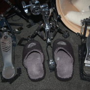 6 Schlagzeugpuschen