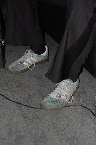 Passends Schuhwerk