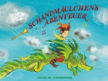 Cover Schandmäulchens Abenteuer