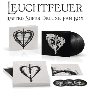 Limited Super Deluxe Fan Box